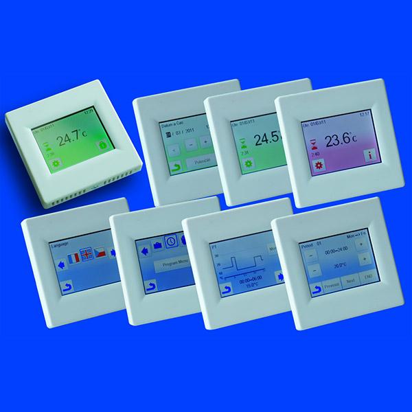 Flexel-Touch-Thermostat-Range