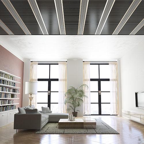 Flexel Ceiling Heating