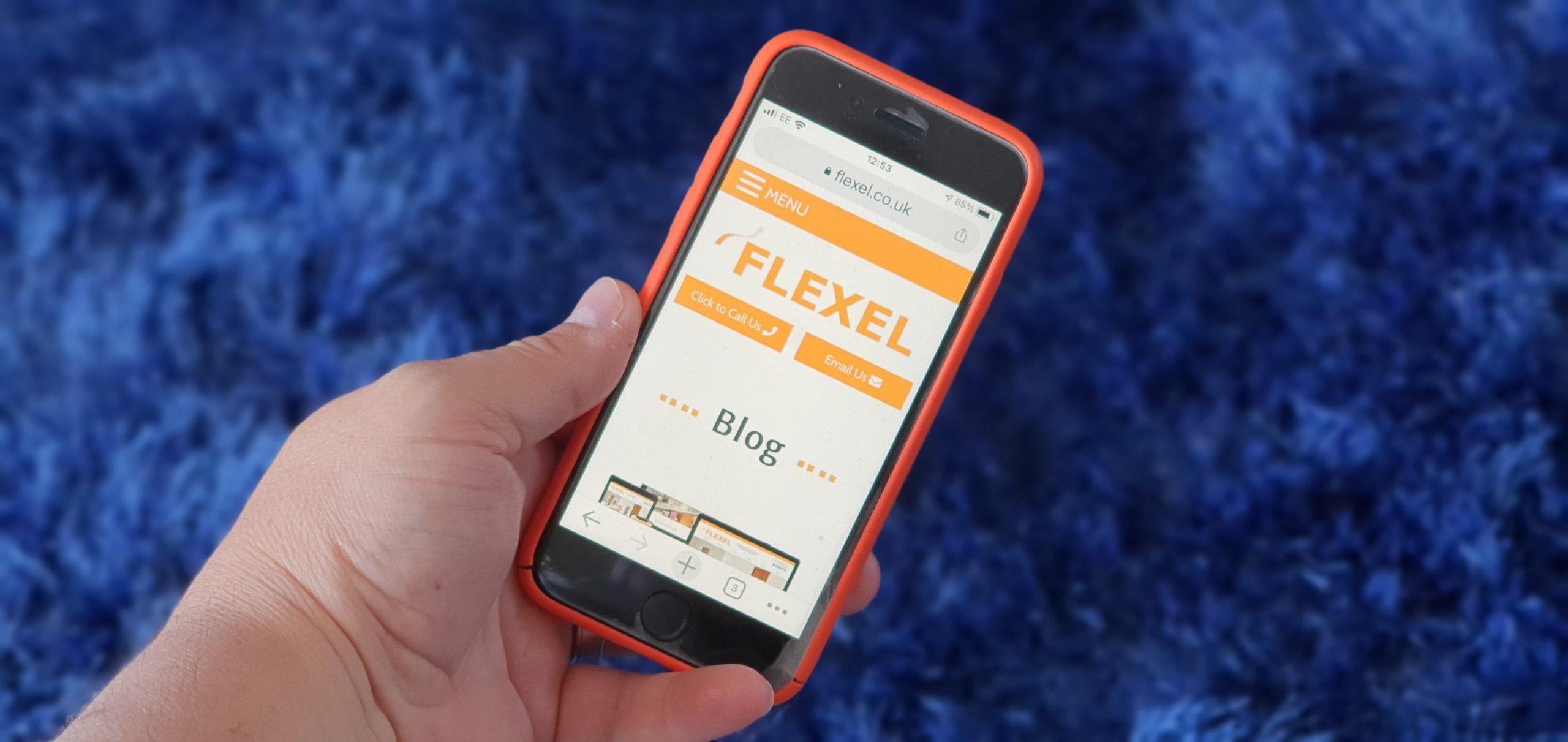 Flexel Blog Page