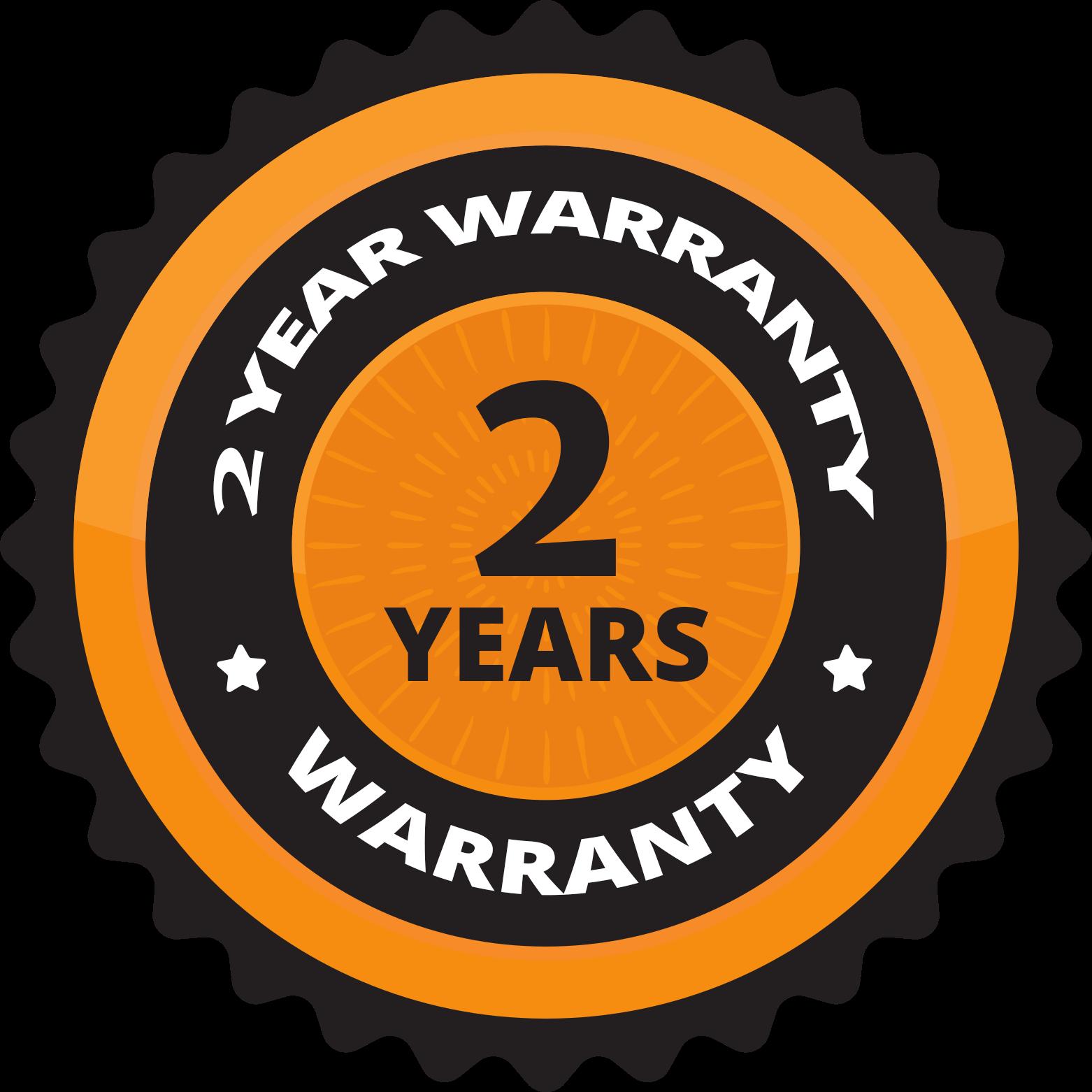 Flexel 10 Year Warranty
